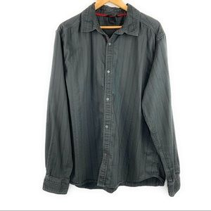 Men's Marmot Grey Button Down Shirt